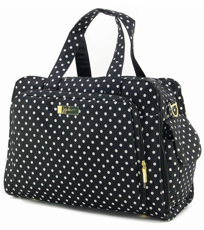 ju ju be be prepared diaper bag the duchess. Black Bedroom Furniture Sets. Home Design Ideas
