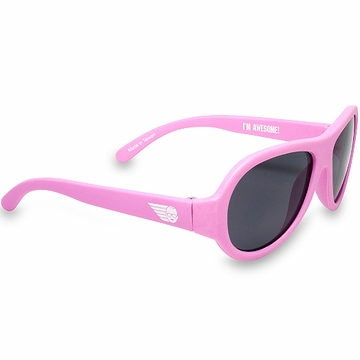 Junior Babiator Sunglasses - Princess Pink (1-3 Years)
