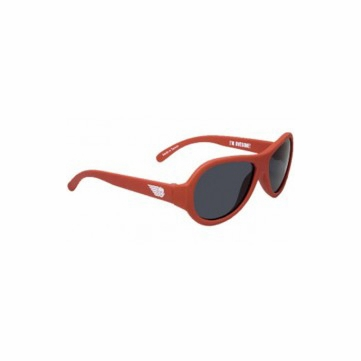 Junior Babiator Sunglasses - Rockstar Red (1-3 Years)