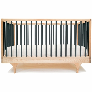 Kalon Studios Caravan Crib in Black