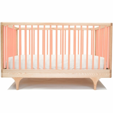 Kalon Studios Caravan Crib in Pink (Limited Edition)