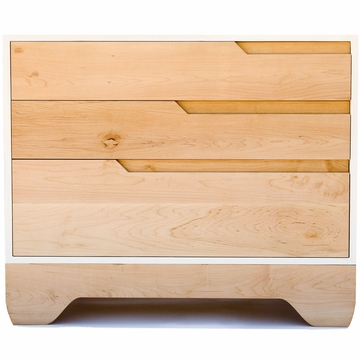Kalon Studios Echo Dresser in White