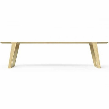 Kalon Studios Isometric Ash Bench - Small