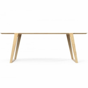 Kalon Studios Isometric Ash Table - Medium