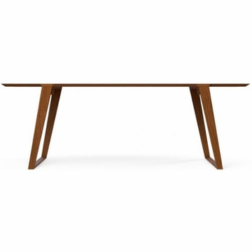 Kalon Studios Isometric Black Walnut Table - Small