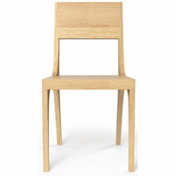 Kalon Studios Isometric Chair in Ash