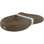 Keekaroo Peanut Diaper Changer - Chocolate