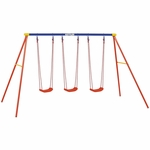 Kettler Deluxe MultiPlay Swingset