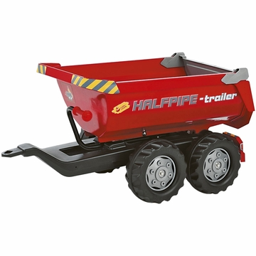 Kettler Halfpipe Trailer in Red
