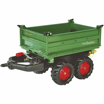 Kettler Mega Trailer in Green