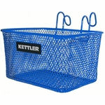 Kettler Metal Basket - Blue