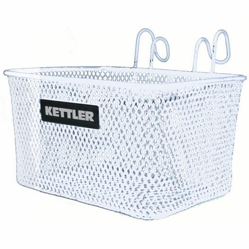 Kettler Metal Basket - White