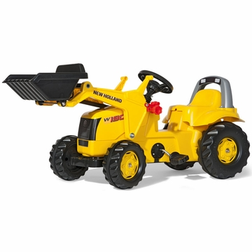 Kettler New Holland Kid Tractor with Front Loader