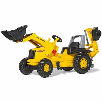 Kettler New Holland Loader with Backhoe