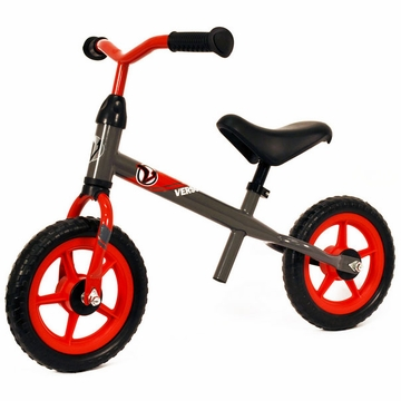 "Kettler Verso 10"" Gray Speedy Balance Bike"