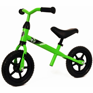 "Kettler Verso 10"" Green Speedy Balance Bike"