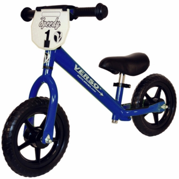 "Kettler Verso 10"" Speedy Balance Bike in Blue"