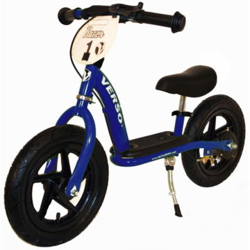 "Kettler Verso 12"" Speedy Balance Bike in Blue"