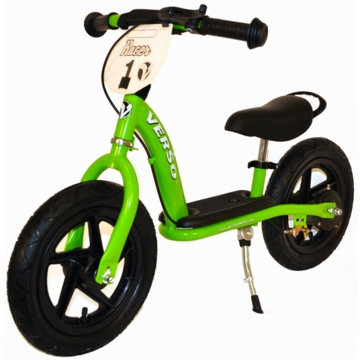 "Kettler Verso 12"" Speedy Balance Bike in Green"