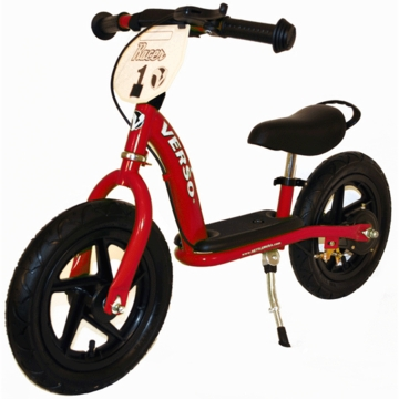 "Kettler Verso 12"" Speedy Balance Bike in Red"
