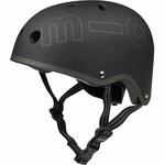 Kickboard USA Micro Helmet, Small - Black