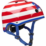 Kickboard USA Micro Helmet, Small - Pirate