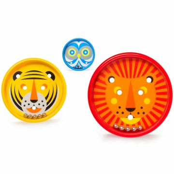 Kid O Animal Bead Tilt - Colors Vary