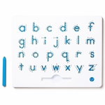 Kid O Lowercase Cursive Alphabet