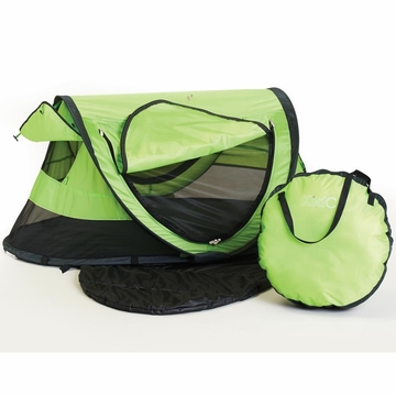 Kidco Peapod Plus Travel Bed - Kiwi