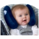 Kiddopotamus Cradler Adjustable Head Support in Navy with Blue Puppy