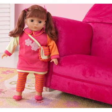"KidKraft 18"" Caucasian Red Head Doll - Sydney"