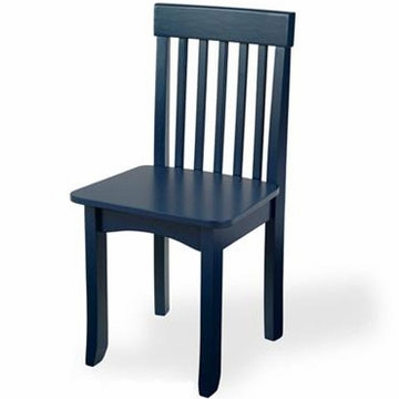 KidKraft Avalon Chair in Blueberry