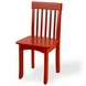 KidKraft Avalon Chair in Cranberry