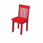 KidKraft Avalon Chair in Red