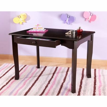 KidKraft Avalon Table in Chocolate