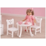 KidKraft Lil Doll Table and Chair Set