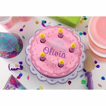 KidKraft Personalize it Birthday Cake Set