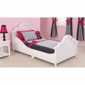 KidKraft Raleigh Toddler Bed in White