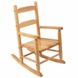 Kidkraft Two Slat Rocking Chair in Natural