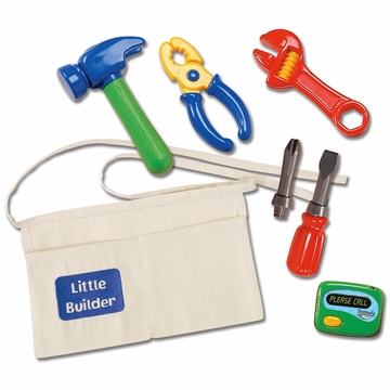Kidoozie Little Builder Tool Kit