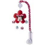 Kids Line Disney Minnie Mouse Musical Mobile