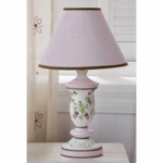 Kids Line Julia Lamp Base and Shade