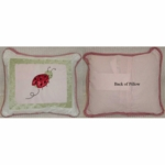 Kids Line Lady Bug Throw Pillow