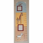 Kids Line T is for Tiger Growth Chart