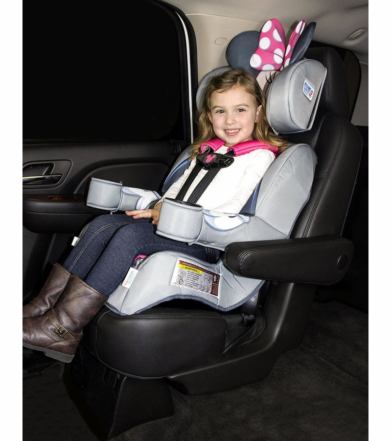 Kidsembrace Combination Booster Car Seat Minnie Mouse