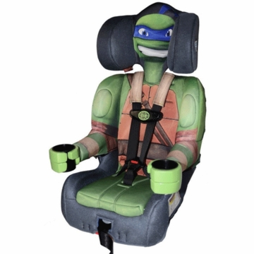KidsEmbrace Deluxe Toddler Booster Seat - Teenage Mutant Ninja Turtle