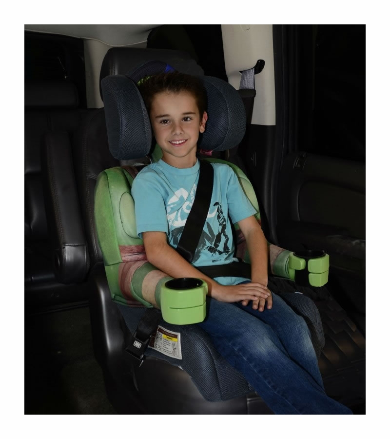 Kidsembrace Combination Booster Car Seat Teenage Mutant