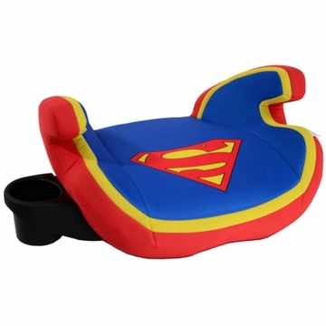 KidsEmbrace No Back Booster Seat - Superman