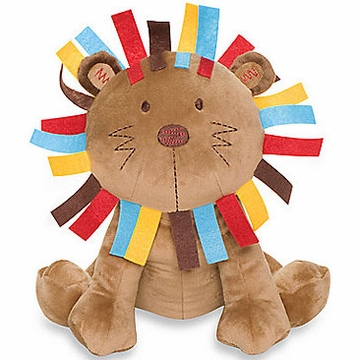 KidsLine Animal Parade Plush Lion