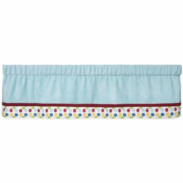 KidsLine Animal Parade Window Valance